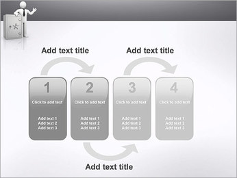 Safe Bank PowerPoint Templates - Slide 11