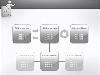 Safe Bank PowerPoint Templates - Slide 23
