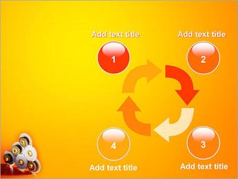Gears PowerPoint Template - Slide 14
