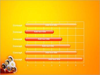 Gears PowerPoint Template - Slide 17