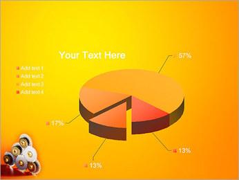 Gears PowerPoint Template - Slide 19