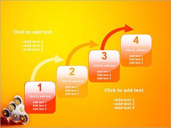 Gears PowerPoint Template - Slide 20