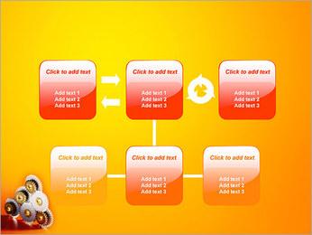 Gears PowerPoint Template - Slide 23