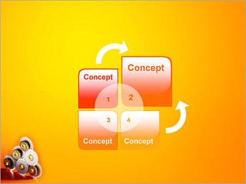 Gears PowerPoint Template - Slide 5