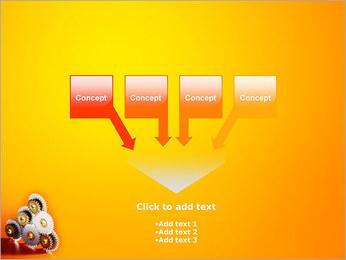 Gears PowerPoint Template - Slide 8