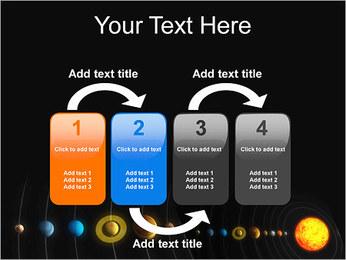Système solaire Modèles des présentations  PowerPoint - Diapositives 11