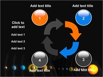Système solaire Modèles des présentations  PowerPoint - Diapositives 14