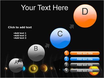 Système solaire Modèles des présentations  PowerPoint - Diapositives 15