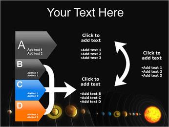 Système solaire Modèles des présentations  PowerPoint - Diapositives 16