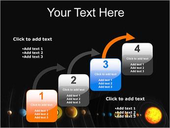 Système solaire Modèles des présentations  PowerPoint - Diapositives 20