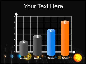 Système solaire Modèles des présentations  PowerPoint - Diapositives 21