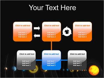 Système solaire Modèles des présentations  PowerPoint - Diapositives 23