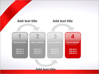 Cutting the Ribbon PowerPoint Template - Slide 11