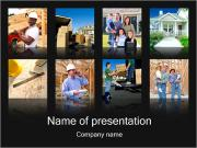 New House Images PowerPoint Templates