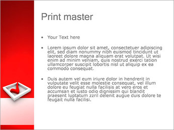 Check Symbol PowerPoint Templates - Slide 24