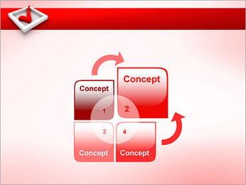 Check Symbol PowerPoint Templates - Slide 5