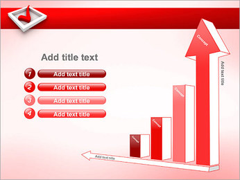 Check Symbol PowerPoint Templates - Slide 6