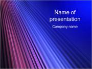 Abstract Rays PowerPoint Templates