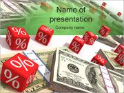 Geld en Percentage Sjablonen PowerPoint presentaties