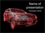 Car Model PowerPoint Templates