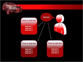 Modèle de voiture Modèles des présentations  PowerPoint - Diapositives 12