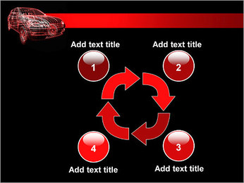 Modèle de voiture Modèles des présentations  PowerPoint - Diapositives 14