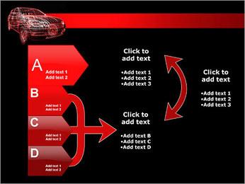 Modèle de voiture Modèles des présentations  PowerPoint - Diapositives 16
