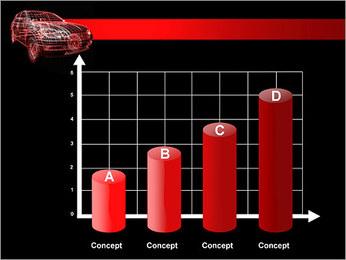 Modèle de voiture Modèles des présentations  PowerPoint - Diapositives 21