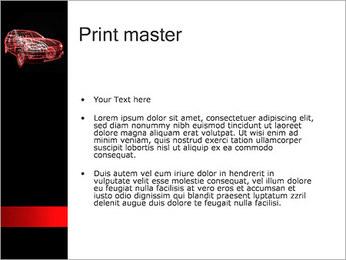 Modèle de voiture Modèles des présentations  PowerPoint - Diapositives 24