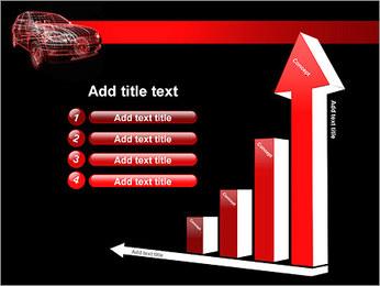 Modèle de voiture Modèles des présentations  PowerPoint - Diapositives 6