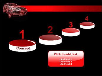 Modèle de voiture Modèles des présentations  PowerPoint - Diapositives 7