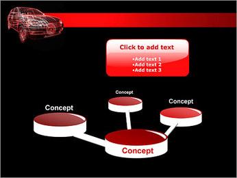 Modèle de voiture Modèles des présentations  PowerPoint - Diapositives 9