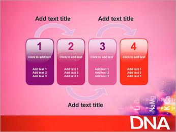 ADN tableau périodique et Modèles des présentations  PowerPoint - Diapositives 11
