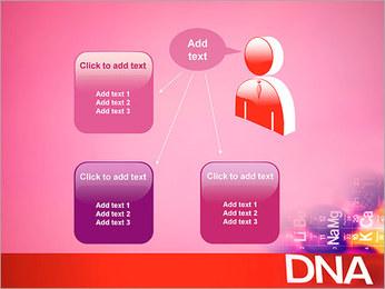 ADN tableau périodique et Modèles des présentations  PowerPoint - Diapositives 12