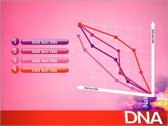ADN tableau périodique et Modèles des présentations  PowerPoint - Diapositives 13