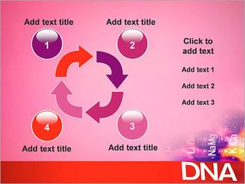 ADN tableau périodique et Modèles des présentations  PowerPoint - Diapositives 14