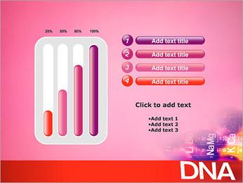 ADN tableau périodique et Modèles des présentations  PowerPoint - Diapositives 18