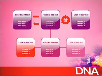 ADN tableau périodique et Modèles des présentations  PowerPoint - Diapositives 23