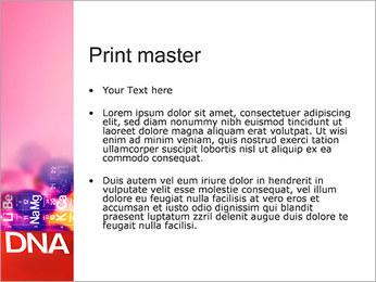 ADN tableau périodique et Modèles des présentations  PowerPoint - Diapositives 24