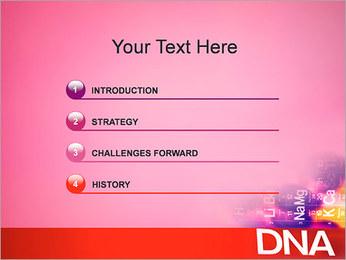 ADN tableau périodique et Modèles des présentations  PowerPoint - Diapositives 3
