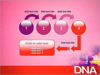 ADN tableau périodique et Modèles des présentations  PowerPoint - Diapositives 4