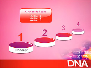 ADN tableau périodique et Modèles des présentations  PowerPoint - Diapositives 7