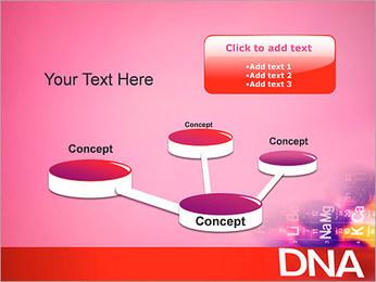 ADN tableau périodique et Modèles des présentations  PowerPoint - Diapositives 9