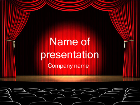 Stage powerpoint template backgrounds id 0000001777 stage powerpoint template toneelgroepblik Choice Image