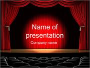 Stage PowerPoint presentationsmallar
