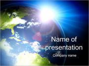 Sun Rise Шаблоны презентаций PowerPoint
