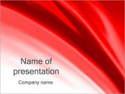 Red Wave PowerPoint Templates