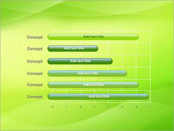 Green Wave Modèles des présentations  PowerPoint - Diapositives 17