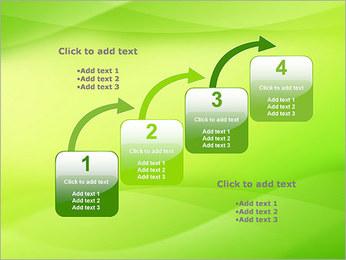 Green Wave Modèles des présentations  PowerPoint - Diapositives 20