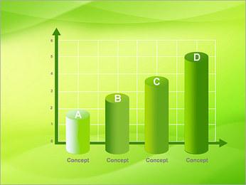 Green Wave Modèles des présentations  PowerPoint - Diapositives 21